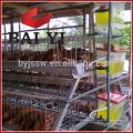 Geflügel-Bauernhof-Ausrüstungs-automatische Batterie-Entwurfs-Schicht / Broiler-Hühnerkäfig