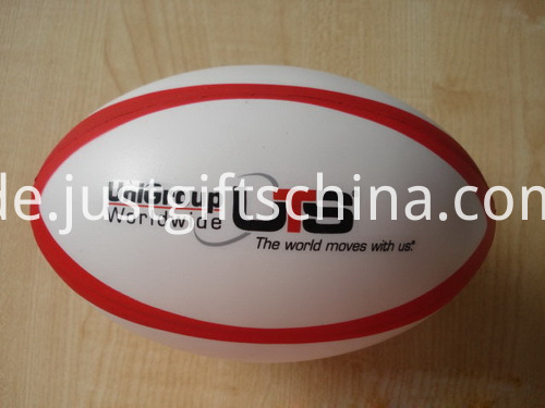 Rugby Stress Relievers - 9