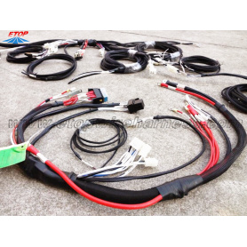 Asambleas de cable de caravana
