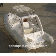 RIB-Luxus-Yachten