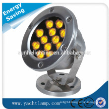Quality energy saving stainless steel led underwater light COB outdoor led underwater light led pool light