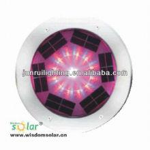 Горячие новые CE RGB изменение цвета солнечной привели подземный свет