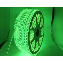 étanche 110v 220v multicolore 0.5m / coupe 5050 flexible étanche rgb conduit bande