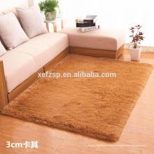 Tapis de base décoratif super doux tapis de base
