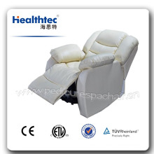 Genuine Leather Folding Theater Seating (B072-D)
