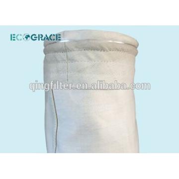 Polvo industrial Filtro filtro de medios filtro de tela