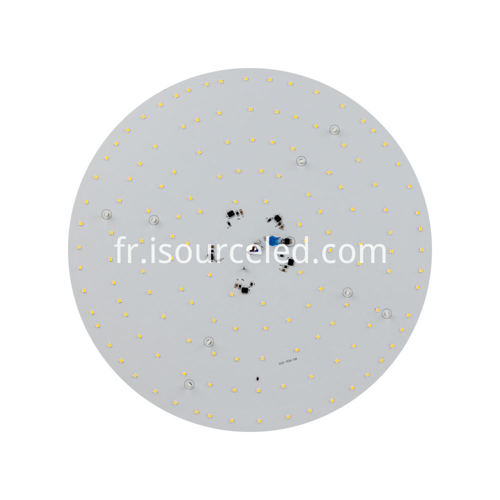 Side of 220v SCR dimming round 50W AC LED Module