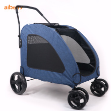 Best Luxury Soft Animal Pet Travel Stroller