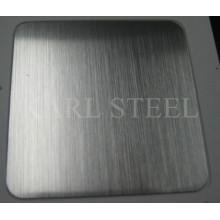 Hohe Qualität 304 Edelstahl Farbe Ket007 geätzten Blatt