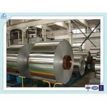 Dekorative Wandplatte Aluminium / Aluminiumlegierung Spule