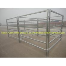 Paneles de ganadería para ganado pesado