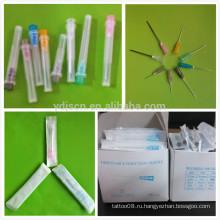 Одноразовая игла для подкожных инъекций шприца