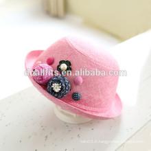 2015 nouveau style mignon chapeau de seau personnalisé pour enfants