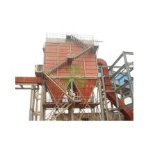 Colector de polvo industrial para horno de cal