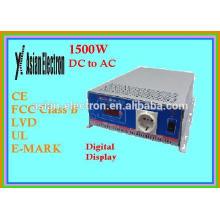 Inversor 1500W 200VAC de alta eficiencia