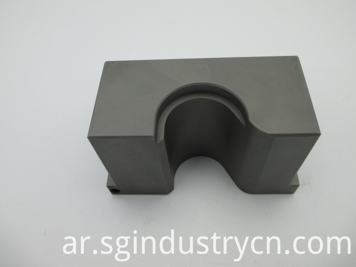 Phosphating Treatment Cnc Machining Parts