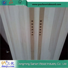 Paulownia Core Board with Bamboo in The Middle