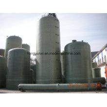 FRP-Tanks mit vielen optionalen Funktionen und Zubehör erhältlich
