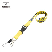 Mobile Holder Lanyard in Silk Screen Printing with Low Cost