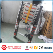 Fabricant pas cher prix EN131 Aluminium télescopique pliante échelle portable