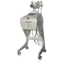 6-1 Cavitación ultrasónica por liposucción y radiofrecuencia