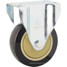 Roda de rodízio de tipo médio tipo PVC (KMx1-M2)