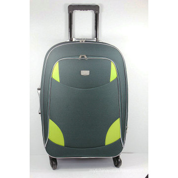 Fashion Cheap Soft EVA External Trolley Travel Luggage