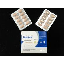 Albendazol Tableta masticable 200 mg CP