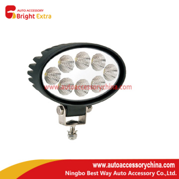 24W Flood Cree LED ضوء بار