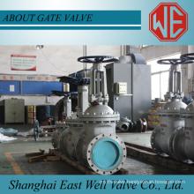 pn16 dn150 gate valve