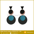 Unique Material For Earring Making Acrylic Drop Eye Made Earring Fashion Korea Earring Wholesale Jewelry