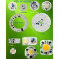 9W 12W 15W 20W 110V ou 220V AC sans conducteur LED Module