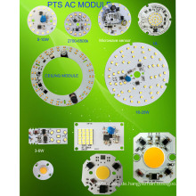 9W 12W 15W 20W 110V oder 220V fahrerlose AC LED-Modul