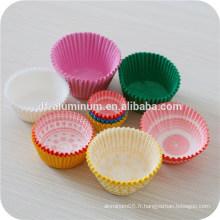 Paper Muffin Cups Papiers à gâteau jetables