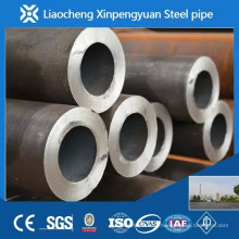 Tuyau en acier inoxydable laminé à chaud / étiré à froid fabriqué en Chine