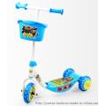Scooter en plastique pour enfants avec vente chaude (YVC-008)
