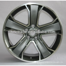 Alloy car wheels/ aluminum wheel rim Silver