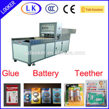 High capacity blister sealing machine
