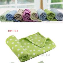 Print Children Baby Coral Fleece Blanket (B14110-1)