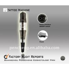 Maquiagem permanente panela portátil tatuagem máquina de alumínio-TB-C