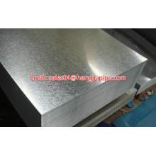 горяч-окунутый гальванизированный лист металла