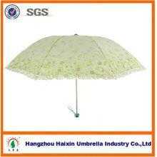 2015 dernier Custom vente meilleure promotion assurée parapluie publicitaire led parapluie