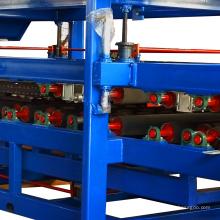 Trade Assurance XN EPS painel de sanduíche de metal folha de laminação rolo dá forma à máquina