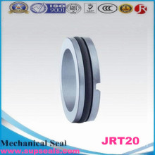 Joint métrique de soufflet en métal de soudure de pompe à eau de siège stationnaire de T20