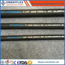 Gummi-Hydraulikschlauch SAE100 R15 Rohrversorgung