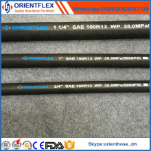 Rubber Hydraulic Hose SAE100 R15 Pipe Supply