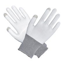 Copper Fiber Zwei Finger Screen Touch Handschuhe