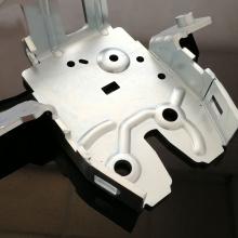 High Strength Stainless Sheet Metal Pressing Bending Parts