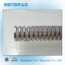 N45sh Customized Professional Permanent NdFeB Neodymium Disk Magnet for Generator