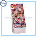 Portable Cardboard Book Display Stands,Cardboard Display Stand Magazines